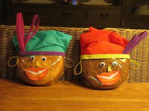 Zwarte Pieten koek